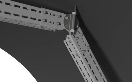 Interface bracket Mekano