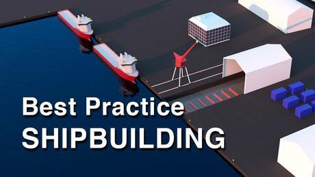 Beste praksis skipsbygging