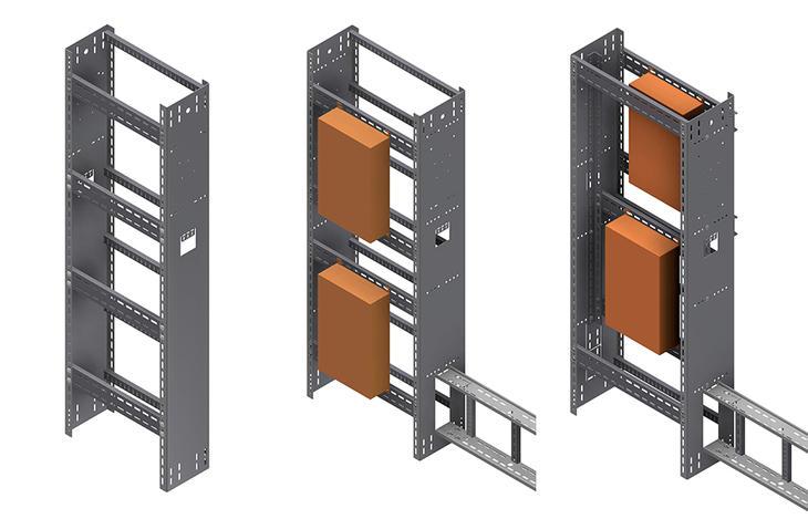 Junction Box Racks