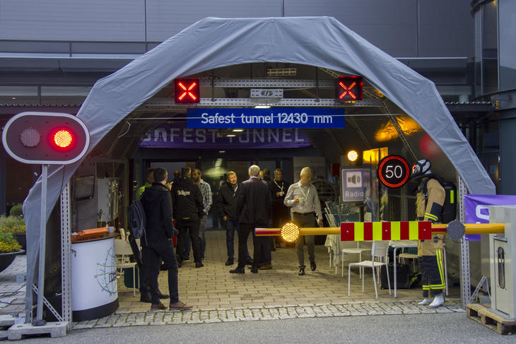 Safest Tunnel NTSC 2017