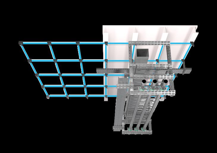 MultiGrid installation concept